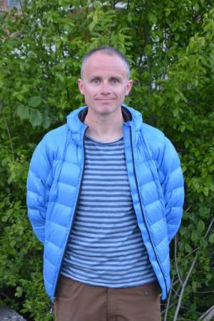 Erik Skauen er MDG Østfolds 1. kanidat til den kommende Fylkestingsperioden.